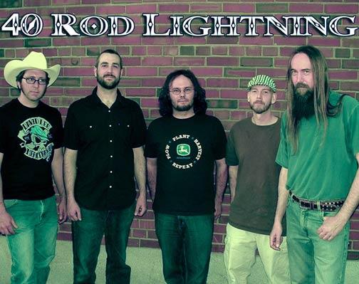 40 Rod Lightning