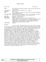 ERIC - ERIC ED451956: The Kansas Child Welfare System: Where Are We? Where Should We Be Going?