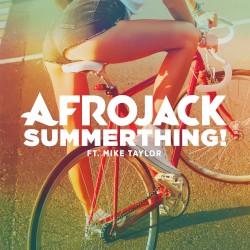 Afrojack - SummerThing!