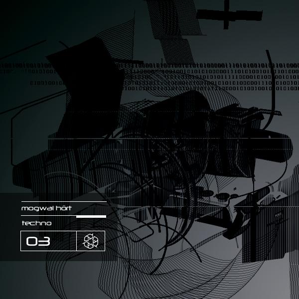 Various - Mogwai hört Techno (mh03)