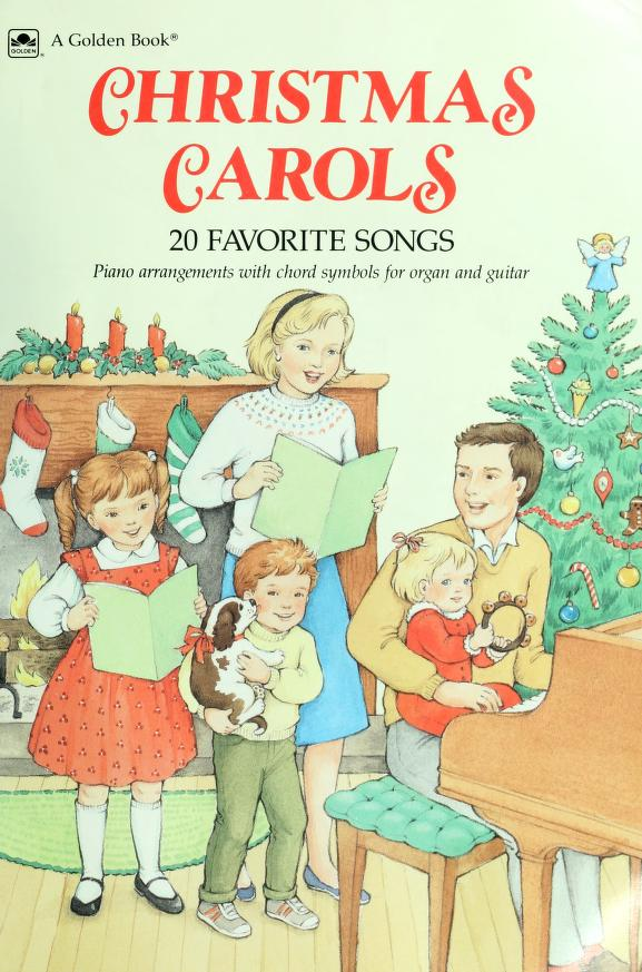 Christmas Carols by Jean Little