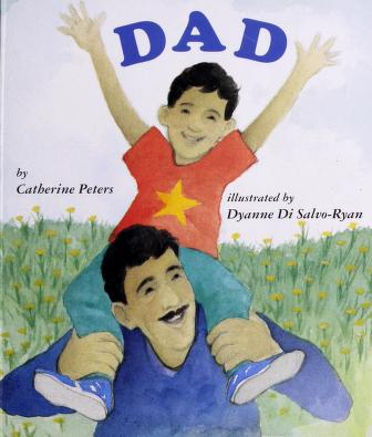 Cover of: Dad | Catherine Peters